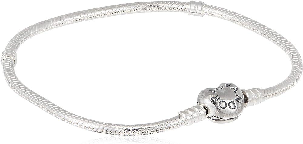 Pandora bracciale da donna in argento stearling 925 590719-23