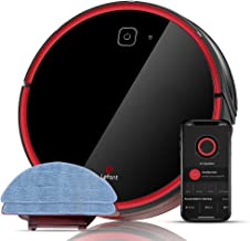 Lefant Robot Vacuum and Mopping, T700 Robotic Vacuum Cleaners with 2200Pa Power Suction, Auto-Charging,for Cleans Hardwood...