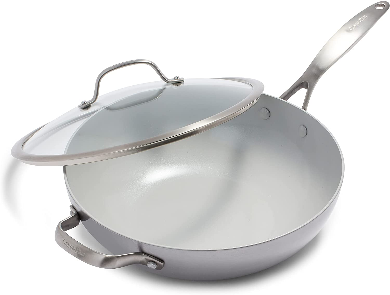 Image of wok