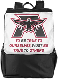 XIVEIER Custom Atlanta Football To Be True To Ourselves New Travel Backpack For Woman