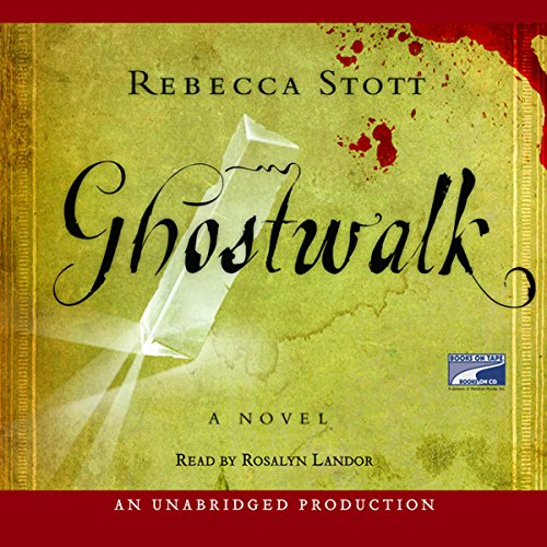 Ghostwalk audiobook cover art
