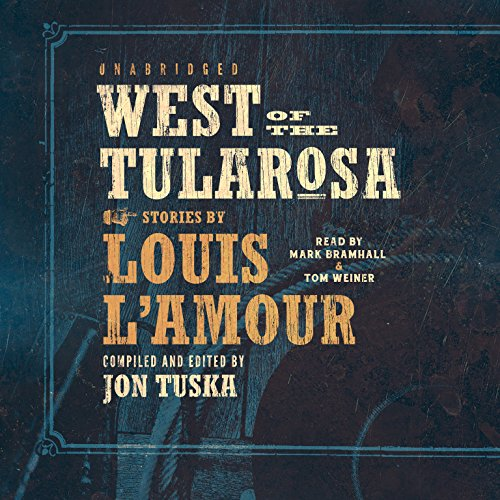 West of the Tularosa copertina