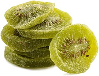 Dried Kiwi Slices with Sugar Added; Bulk 10 Pound Wholesale Value Box