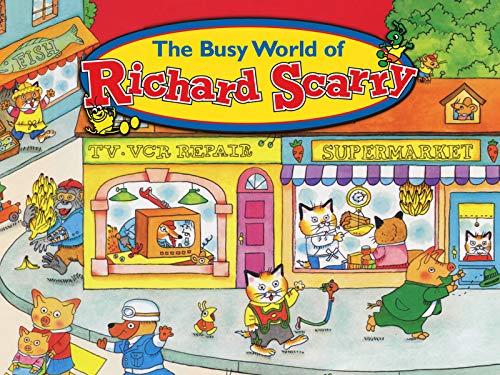 Il Fantastico Mondo di Richard Scarry