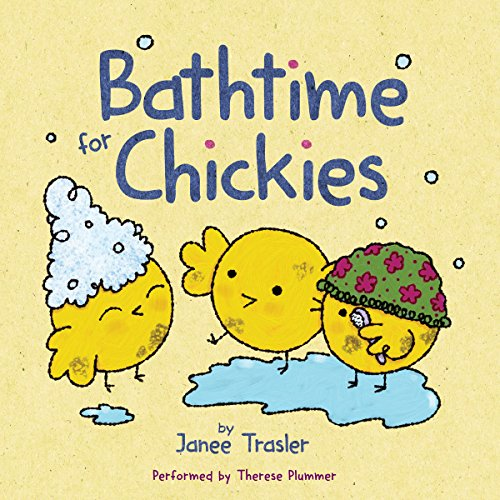 Bathtime for Chickies cover art