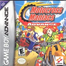 Motocross Maniacs GBA