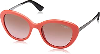 Vogue Eyewear Gradient Cat Eye Sunglasses