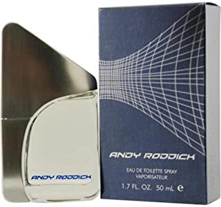 ANDY RODDICK by Andy Roddick for Men EDT SPRAY 1.7-Ounce, 0.25 Box