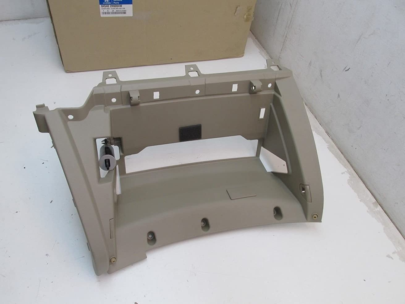 Genuine Hyundai 84540-2H600-4W Glove Box Housing Cover Assembly