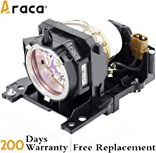 Araca DT00841 Projector Lamp with Housing for CP-X400 CP-X200 CP-X300 CP-X300WF CP-X305 CP-X308 CP-X205 CP-X417 ED-X30 X32 HCP-890X Replacement Lamp