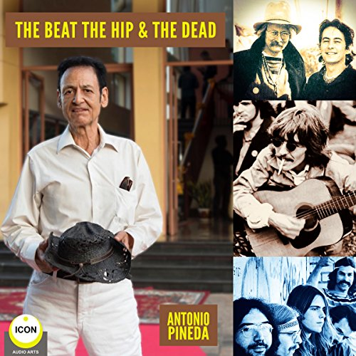 The Beat the Hip & the Dead audiobook cover art