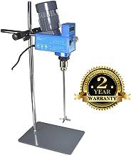 Lab Digital Overhead Stirrer Lab Mixer Heavy Duty Overhead Laboratory Mixer industrial liquid mixer 0~10000mpas, 20L, 2 Years Warranty