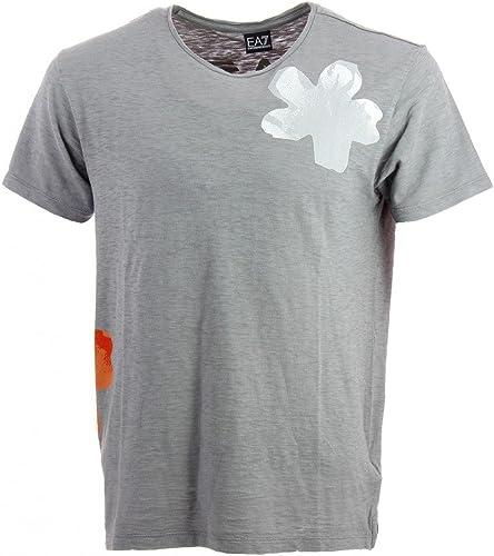 Emporio Arhommei Tee-Shirt EA7 (gris)