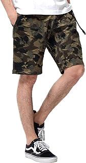 [ ジェリー ] GERRY クライミングパンツ メンズ カモフラ柄 ストレッチ クライミング ショートパンツ 7549