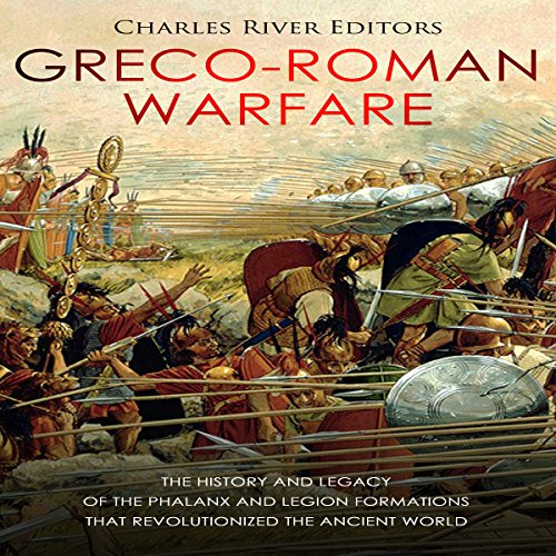 Greco-Roman Warfare audiobook cover art