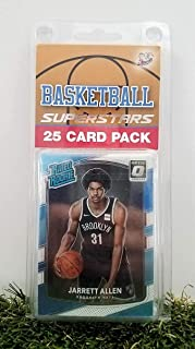 Brooklyn Nets Cards- (25) card pack NBA basketball Brooklyn Nets different superstars starter kit. Comes in Custom Souvenir Case!
