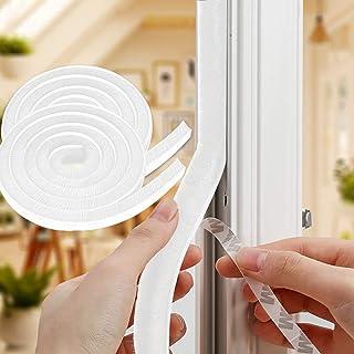 Cepillo autoadhesivo para pelar la intemperie, tira de fieltro de alta densidad para puerta corredera, ventana, sello de a...