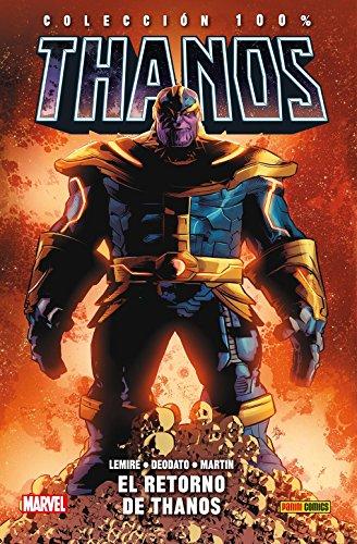 Thanos. El retorno Thanos: EL REGRESO (100% MARVEL HC)