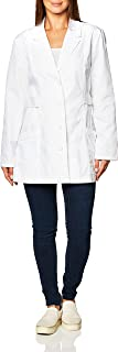 "Cherokee Women's Fashion White 30"" Lab Coat"
