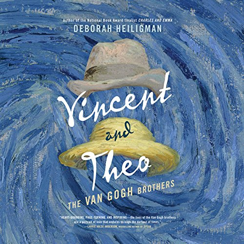 Vincent & Theo audiobook cover art