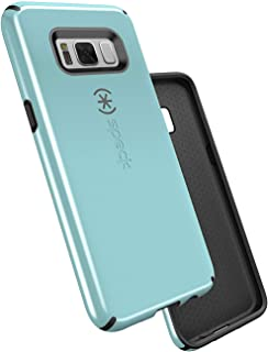 Speck Products CandyShell Cell Phone Case for Galaxy S8 - River Blue/Slate Grey