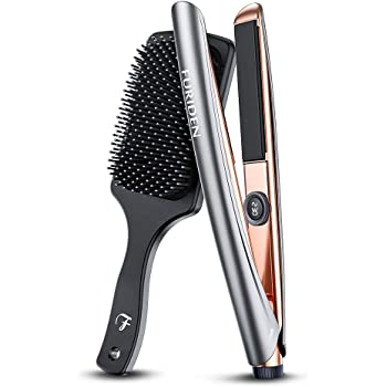 Rio Beauty Hair Straighteners, Black: Amazon.co.uk: Health