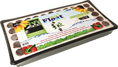 Hydrofarm JSEF55 Smart Float Grow Tray with Plugs, 21