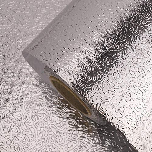 Keuken Backsplash Behangstickers, Zelfklevende Oliebestendige Waterdichte Sticker voor Keukenmuren Kasten Laden Planken, A1,40 x 300 cm