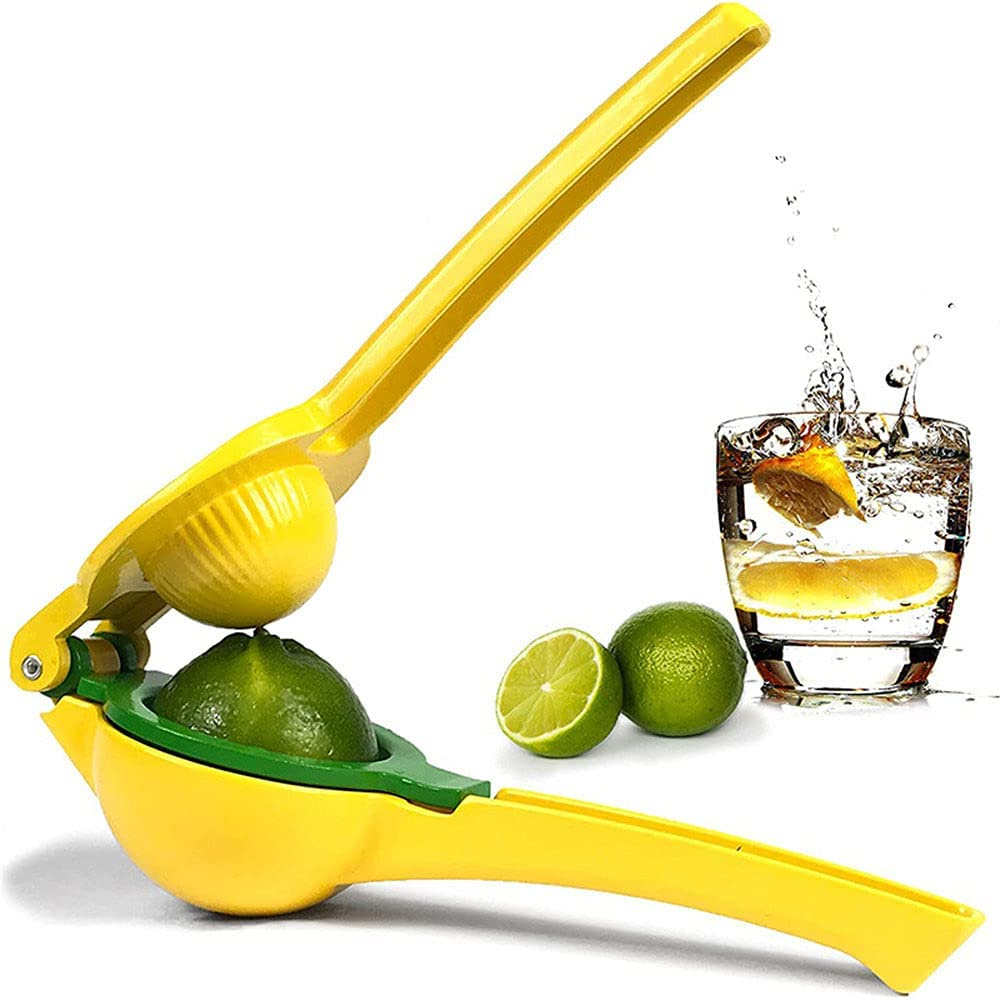 NAGT Manual Lemon Squeezer with Pressure Double-Layer New Tucson Mall sales A Groove