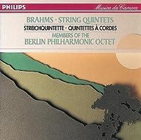 Brahms: String Quintets no. 1 op. 88 & no. 2 op. 111