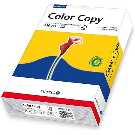 Mondi ColorCopy DIN A6 Papier 300g//m/² VE = 125 Blatt Papier wei/ß f/ür Laserdrucker und InkJet geeignet
