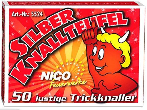 Knallteufel - 50 Pakete/Display Sparpreis