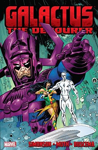 Galactus The Devourer (Galactus The Devourer (1999)) (English Edition)