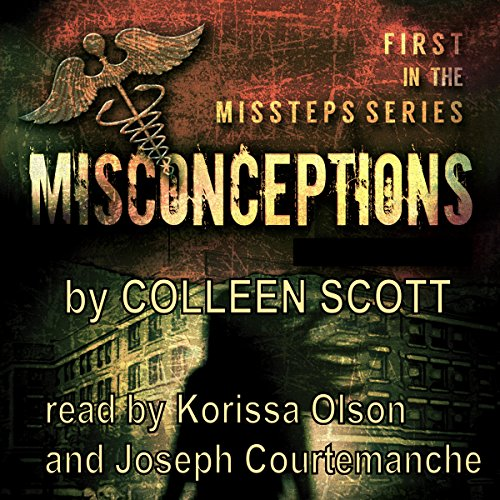 Misconceptions audiobook cover art