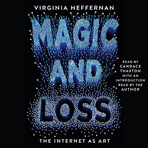 Magic and Loss audiobook cover art