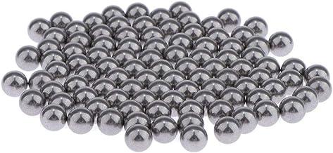 B Baosity 100 stuks speciale kleurenmengsels van roestvrij staal, 5 mm