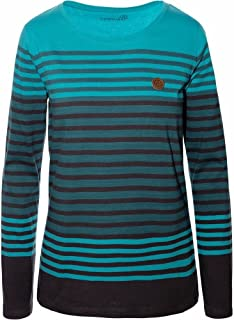 1820801 Nailon Columbia Mujer Camiseta t/écnica de manga larga W Engineered Long Sleeve Crew