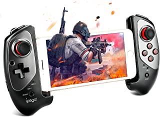 Winkeyes Mobile Gamepad Wireless Moblie Game Controller Retractable Bluetooth Gaming Controller Support Nintendo Switch, Android Tablet/Smart Phone/TV Box/Smart TV/VR, Win7/ Win8/ Win10 PC