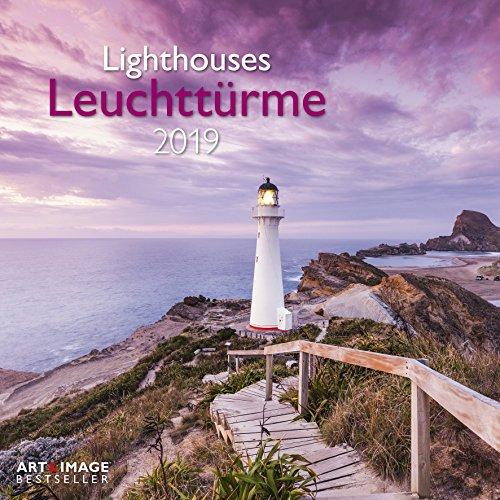 Leuchttürme 2019 Broschürenkalender