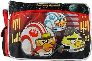 Angry Birds Red Space Star Wars Large Messenger Bag - School Girls Boys Luke