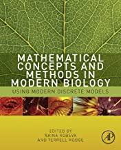 Best mathematical concepts and methods in modern biology Reviews