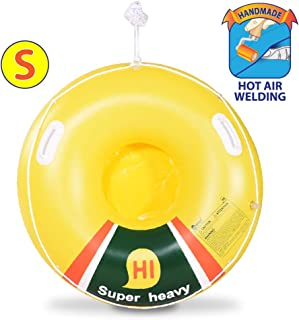 Super Heavy Duty Snow Tube, Hot Air Welding Inflatable Snow Sled, Winter Sport Tube