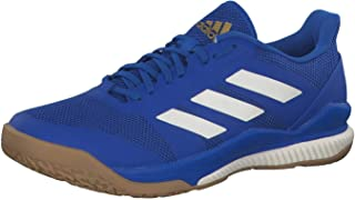 adidas Mens Stabil Bounce Squash Shoes Lace Up Breathable