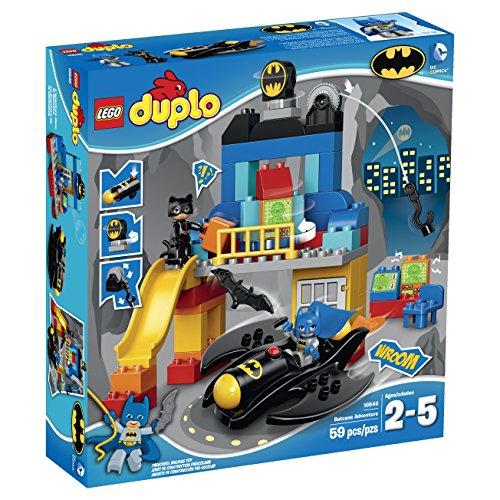 LEGO DUPLO Super Heroes Batcave Adventure 10545 Building Toy
