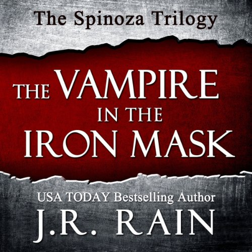 The Vampire in the Iron Mask audiobook cover art