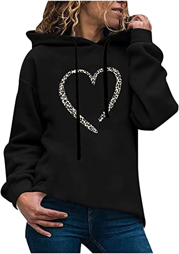 2021 Hoodies for Women lowest Teen online Girls Pullover Halloween Long Sleeve Cute Print Hooded Sweatshirts Casual Sweater Tops outlet online sale