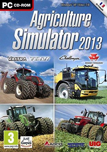 Agriculture Simulator 2013 [Importación francesa]
