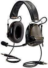 3M PELTOR COMTAC 93630 PELTORCOMTACIII MT17H682FB-19 ACH Communication Headset GNH, Dual Comm, 20