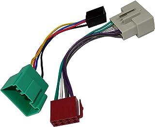 AERZETIX   AK5 ISO Konverter   Adapter   Kabel Radioadapter Radio Kabel Stecker ISO Kabel Verbindungskabel Volvo S40 S60 S70 S80 V40 V70 Konform