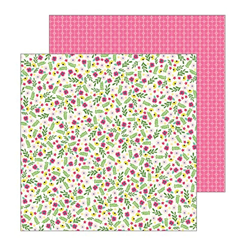Jen Hadfield 733868 Flower Pop Paper (25 Pack), Multicolor